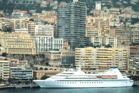 Croisieres de Luxe: Seabourn Cruises (Pride, Spirit, Legend)