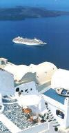 Deluxe Cruises (844-442-7847): Santorinie, Greece