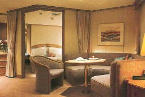 Seabourn Cruise Line, Seabourn Pride
