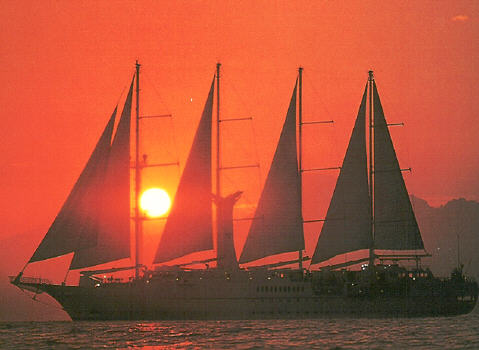 Windstar Cruises: Accommodations