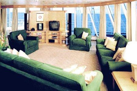 Cunard - Calendar 2003