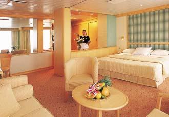 Radisson Seven Seas Cruises: (Diamond, Mariner, Seven Seas Navigator, Paul Gauguin, Song Of Flower)