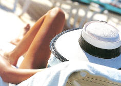 Luxury Cruises In Europe, Crystal Cruises: Swimsuits on Deck
