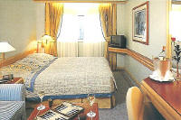 Crystal Cruises Harmony: Deluxe C, D or E