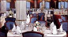 Crystal Cruises Dining