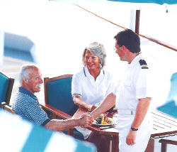 Luxury Cruises In Europe, Crystal Cruises: Casual Days