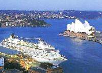 Crystal Cruises Symphony: Sydney