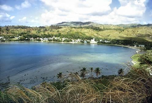 Cruises Around the World Guam/Apra, USA