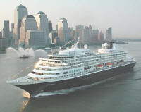 Holland America Cruises Home Page, Prinsendam