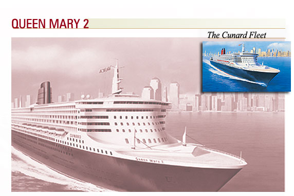Cruise QM2