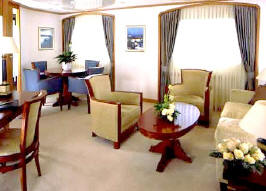 Luxury Cruises Seadream Yacht Club Cruises: Owner`s Suite