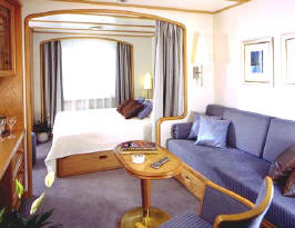Luxury Cruises Seadream Yacht Club Cruises: Yacht Club Stateroom