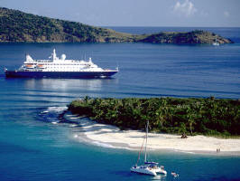 Luxury Cruises Seadream Yacht Club