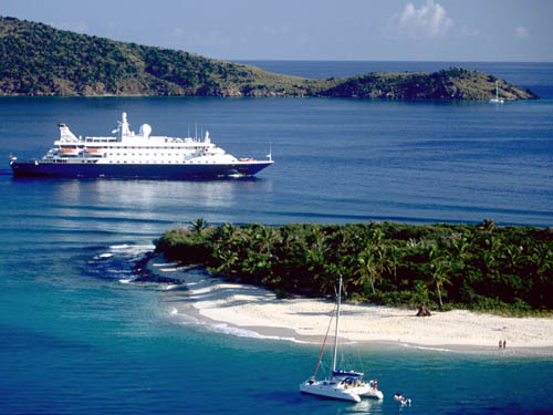 Luxury Cruises In Europe, SeaDream Yacht Club
