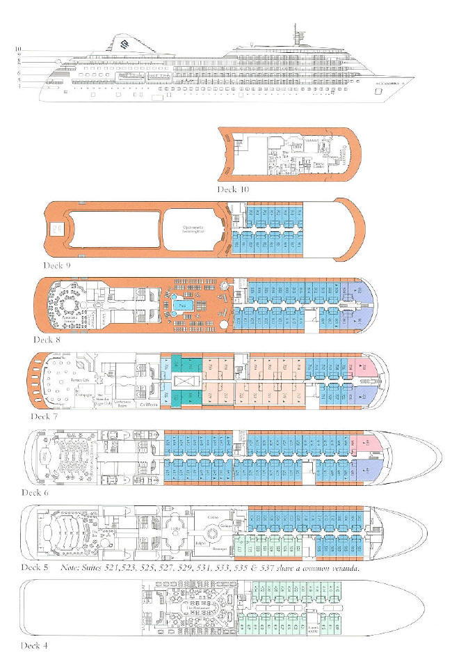 Queen Mary 2 Cruise Ship Deck Plan Images Download Cabin