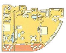 Grand Suite Diagram