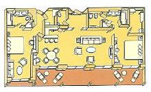 Owner's Suite Diagram