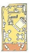 Silver Suite Diagram