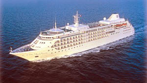Luxury Cruises In Europe, Silversea Cruises, Silver Cloud