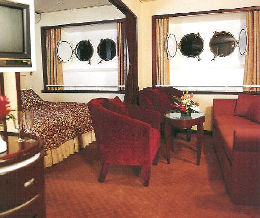 Wind Surf Suite - There Are 31 of These on the Surf, Double Size and Two Baths with Shower