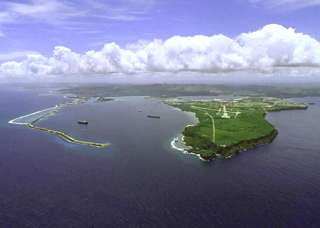 Cruises Around the World Apra, Guam US