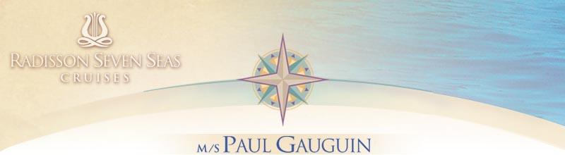 Radisson Paul Gauguin