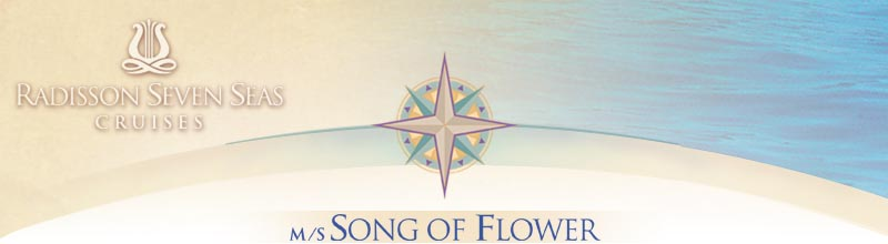Luxury Cruises Radisson Song Of Flower