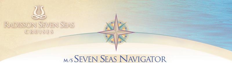Cheap Luxury Cruise Radisson Seven Seas Navigator
