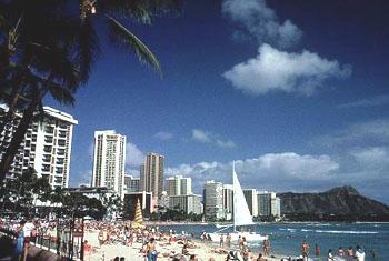 Cruises Around the World Honolulu, Hawaii