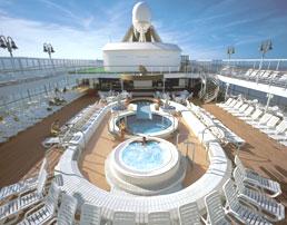 Holland America Cruises, Palatial Pool