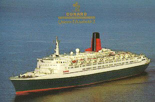 Cruises Around the World Queen Elizabeth 2