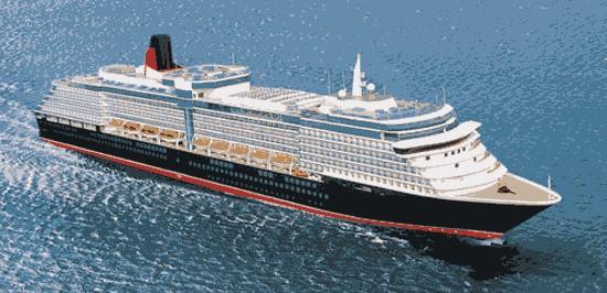 Queen Victoria, Cunard Cruise Line