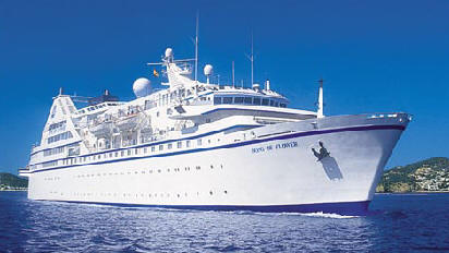 Luxury Cruises Radisson Seven Seas Cruises, Radisson Song Of Flower