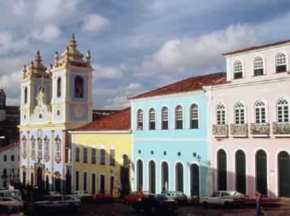 Cruises Around the World Salvador, Brazil