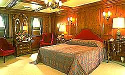 Luxury Cruises Cabin No. 2