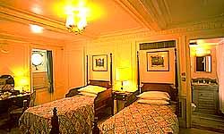 Luxury Cruises Cabin No. 3