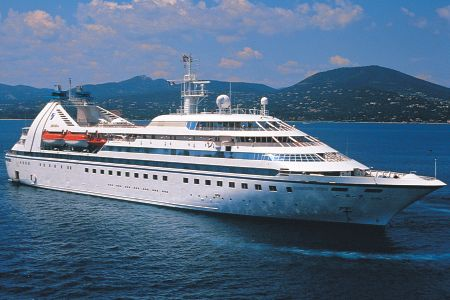 Seabourn Cruise Line May  2004