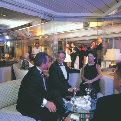 Luxury Cruises In Europe, Seabourn Cruise Line, Seabourn Spirit
