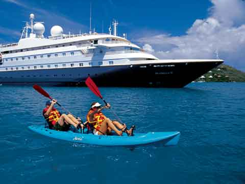 Luxury Cruises SeaDream Yacht Club: June