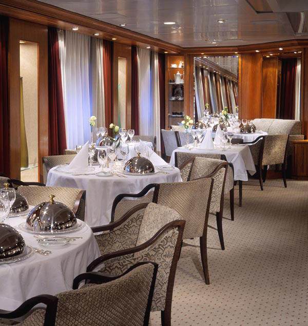 Luxury Cruises In Europe, SeaDream Yacht Club I