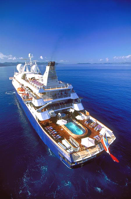 SeaDream Yacht Club Cruises I