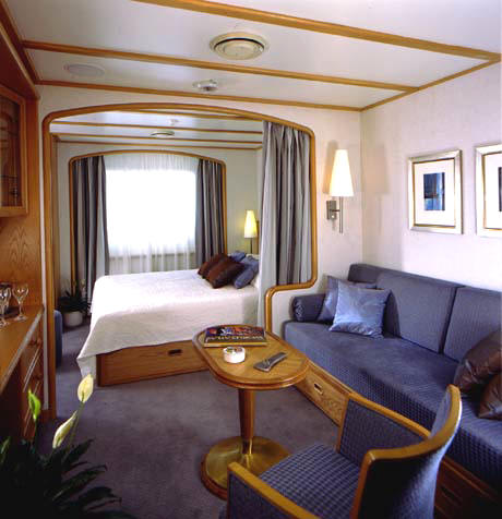 Luxury Cruises In Europe, SeaDream Yacht Club II