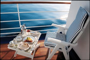 Silversea Cruises, Silver Cloud