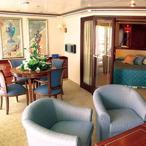 Luxury Cruises In Europe, Silversea Cruises, Silver Whisper