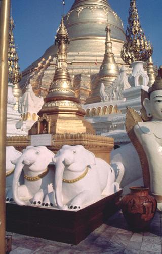 Cruises Around the World Yangon, Myanmar